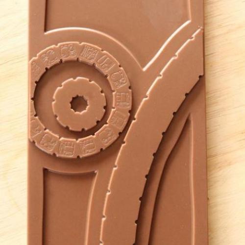 Barre de chocolat classique